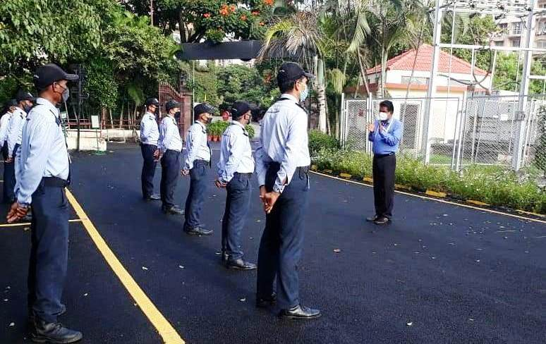 professional security guards in pune