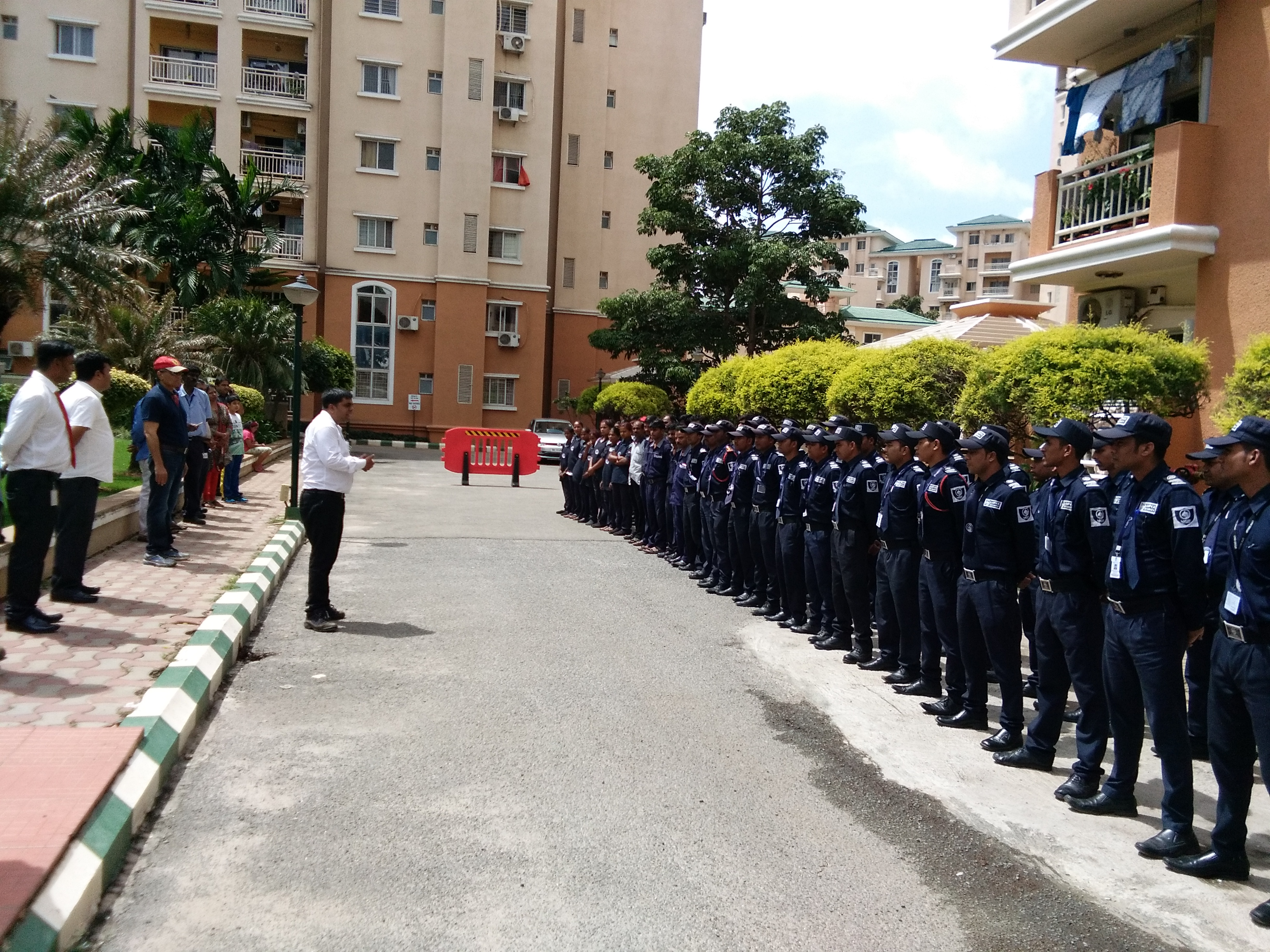 Security Personnel Training